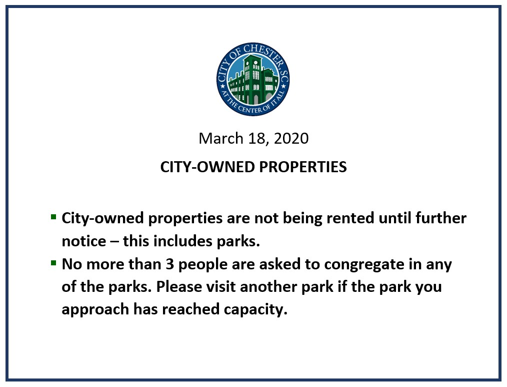 3-18-20 city owned properties