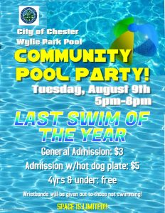 Copy of POOL PARTY